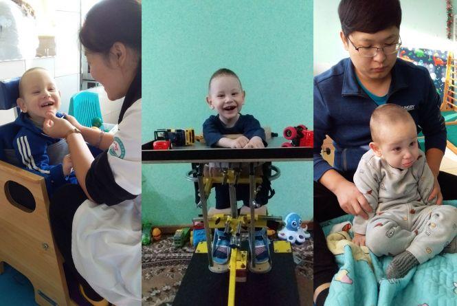 «Ми повинні пройти реабілітацію якомога швидше»: допоможіть маленькому Максимку стати на ноги