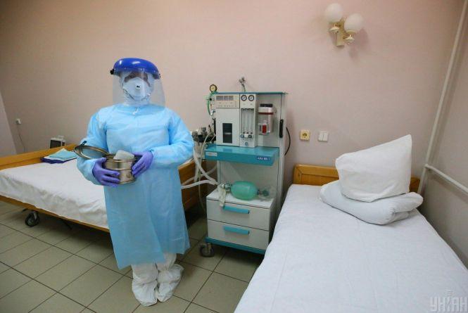 У лікарнях Тернополя 142 хворих на COVID-19, восьмеро з них – діти