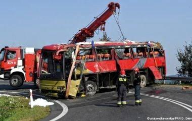 У львівській турфірмі не підтвердили, що в аварії у Польщі загинув тернополянин, але й не спростували цього (оновлюється)