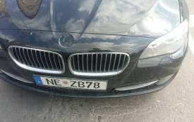 """На Тарнавського водій BMW """"на бляхах"""" вдарив легківку та втік з  місця події. Допоможіть розшукати авто"""