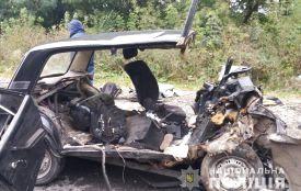 У моторошній аварії на Тернопільщині загинули чоловік та дві жінки