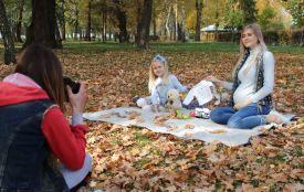 Чому тернополяни люблять фотографуватися в осінньому листі