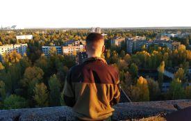 """""""Два дні я жив у Чорнобильській зоні. Там зупинився час"""":   як тернопільський """"сталкер"""" влаштував похід у Прип'ять"""