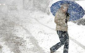 Увага! Синоптики попереджають про погіршення погоди та ожеледицю на дорогах