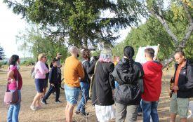 Небайдужі тернополяни хочуть облаштувати Трав'яний пляж, щоб захистити парк від забудови