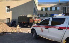 У Тернополі припинили навчання в школі №18: на території другий день поспіль знаходять  снаряди