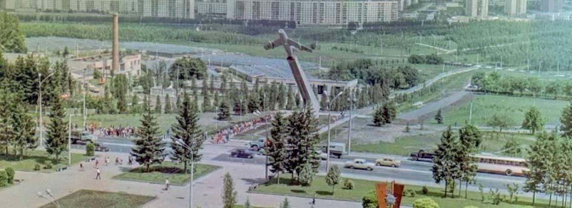 Як «крутили» літаком на «Східному» з 90-х до сьогодні (ІНФОГРАФІКА)