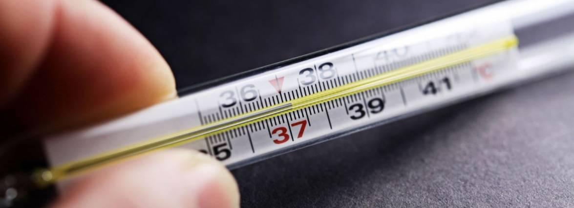 Розбився ртутний термометр. Що робити? (ІНФОГРАФІКА)
