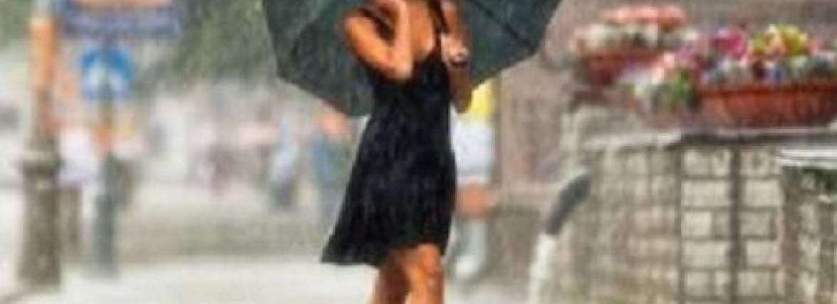 Погода у Тернополі: 14 червня, дощ, +23°