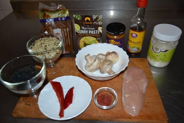 Підготувати усі необхідні продукти для приготування супу